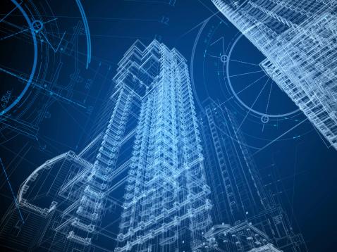 Home Ownership「Architecture Blueprint」:スマホ壁紙(12)