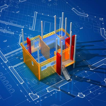 Engineer「Architecture Background」:スマホ壁紙(14)