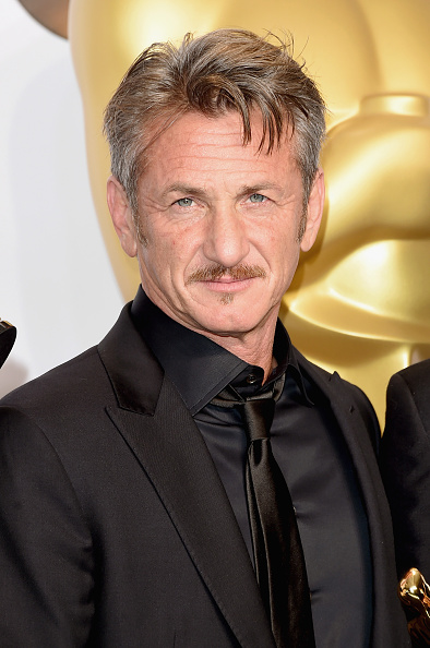 Sean Penn「87th Annual Academy Awards - Press Room」:写真・画像(14)[壁紙.com]