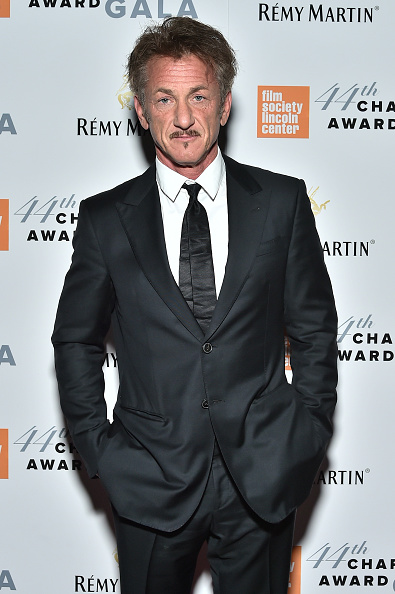 Sean Penn「44th Chaplin Award Gala - Backstage」:写真・画像(6)[壁紙.com]