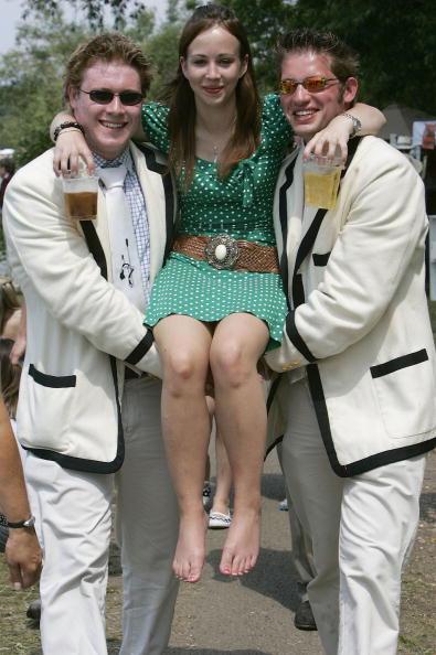 ヘンリーロイヤルレガッタ「Henley Royal Regatta 2006 - Day 2」:写真・画像(12)[壁紙.com]
