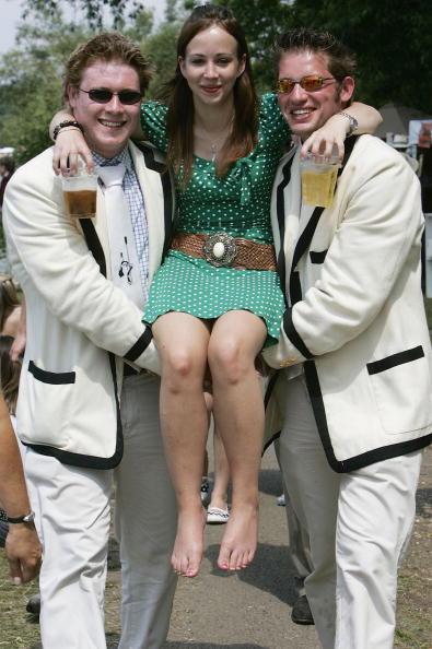 ヘンリーロイヤルレガッタ「Henley Royal Regatta 2006 - Day 2」:写真・画像(1)[壁紙.com]