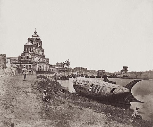 Water's Edge「King's Boat At Chattar Manzil」:写真・画像(5)[壁紙.com]