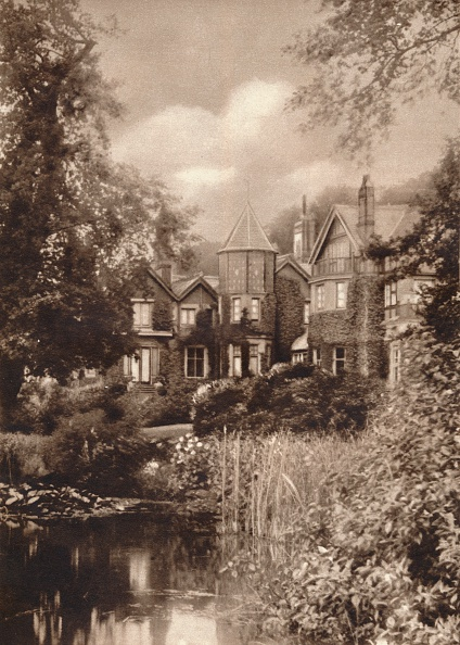 Norfolk - England「'The King's Birthplace', c1937」:写真・画像(15)[壁紙.com]