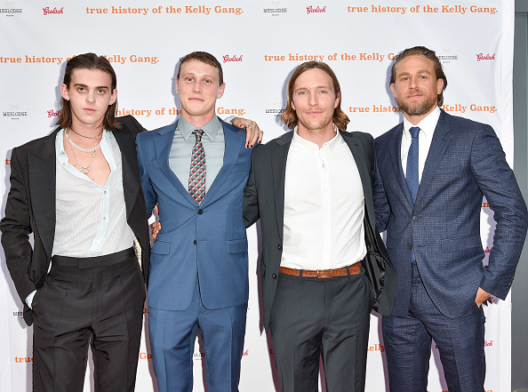 """Kelly public「""""The True History Of The Kelly Gang"""" World Premiere Party Hosted By Grolsch」:写真・画像(3)[壁紙.com]"""