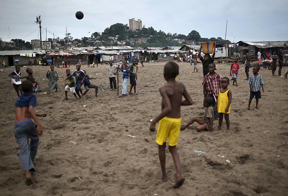 Soccer「Liberia Battles Spreading Ebola Epidemic」:写真・画像(17)[壁紙.com]