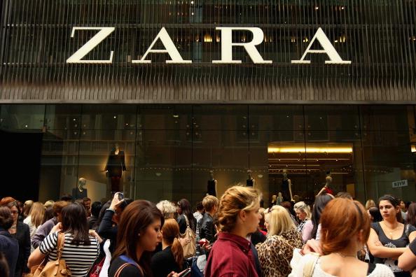 Zara - Brand-name「Zara Sydney Store Opening」:写真・画像(0)[壁紙.com]
