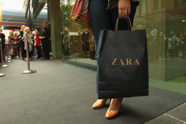Zara - Brand-name「Zara Sydney Store Opening」:写真・画像(1)[壁紙.com]