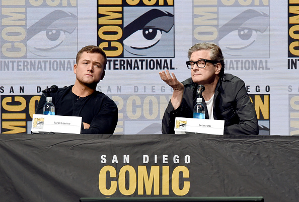 Two People「Comic-Con International 2017 - 20th Century FOX Panel」:写真・画像(0)[壁紙.com]