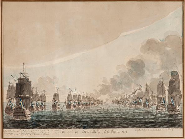Russian Military「The Naval Battle Of Öland On 26 July 1789 Creator: Cumelin」:写真・画像(17)[壁紙.com]
