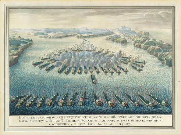 Russian Military「The Naval Battle Of Gangut On July 27」:写真・画像(4)[壁紙.com]