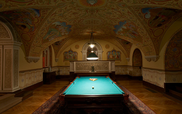 Rug「Billiard room, Kings Palace, Belgrade, Serbia」:写真・画像(16)[壁紙.com]