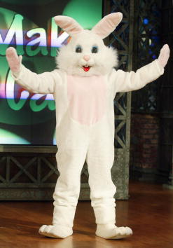 Easter Bunny「Anna Nicole Smith Appears on The Tonight Show with Jay Leno」:写真・画像(6)[壁紙.com]