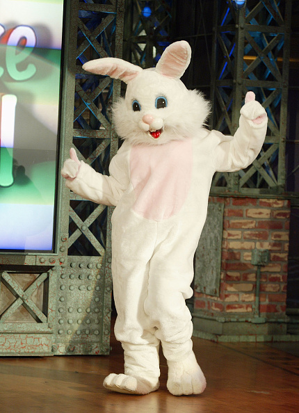 Easter Bunny「Anna Nicole Smith Appears On The Tonight Show 」:写真・画像(3)[壁紙.com]
