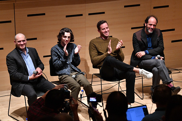 """Call Me by Your Name「55th New York Film Festival - NYFF Live - """"Call Me By Your Name""""」:写真・画像(12)[壁紙.com]"""