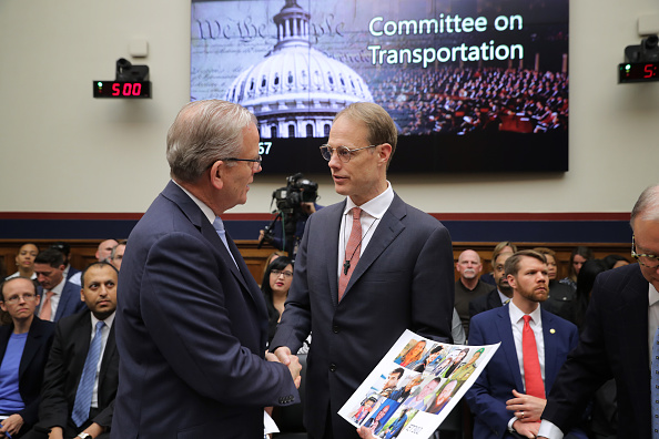 Rayburn House Office Building「House Holds Hearing On Status Of Boeing 737 MAX」:写真・画像(6)[壁紙.com]