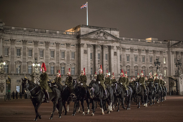 Rehearsal「Troops Participate in a Rehearsal For Next Week's Chinese State Visit」:写真・画像(8)[壁紙.com]