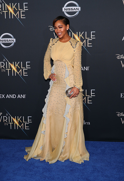 """A Wrinkle in Time「Premiere Of Disney's """"A Wrinkle In Time"""" - Arrivals」:写真・画像(7)[壁紙.com]"""