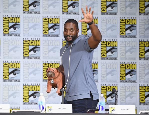 Topix「Comic-Con International 2017 -  Marvel Television: Marvel's 'Inhumans' Panel」:写真・画像(11)[壁紙.com]