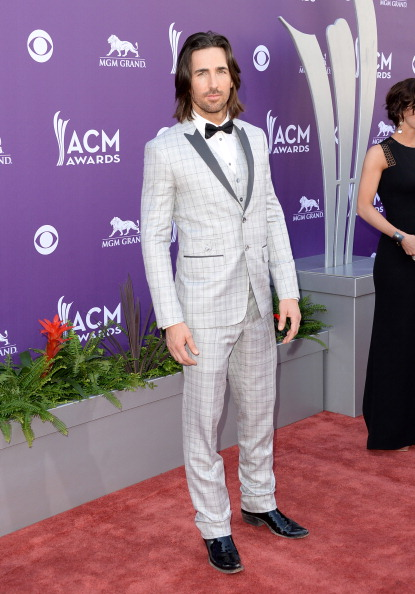 Long Hair「48th Annual Academy Of Country Music Awards - Arrivals」:写真・画像(1)[壁紙.com]