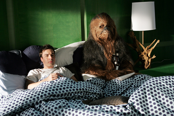 Star Wars Series「Behind The Scenes For MTV Movie Awards Promo」:写真・画像(1)[壁紙.com]