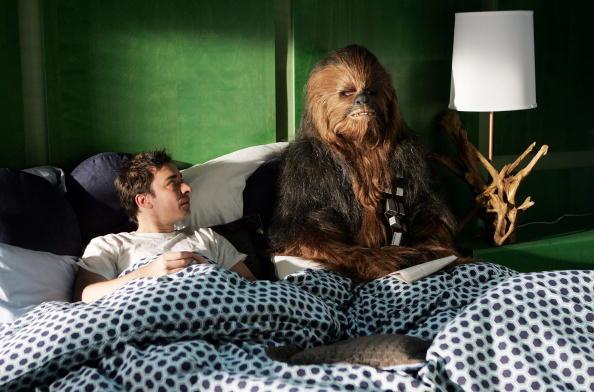 Star Wars Series「Behind The Scenes For MTV Movie Awards Promo」:写真・画像(6)[壁紙.com]