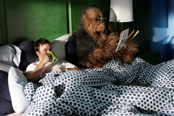Star Wars Series「Behind The Scenes For MTV Movie Awards Promo」:写真・画像(5)[壁紙.com]