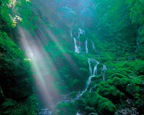 Steep「Waterfall」:スマホ壁紙(12)