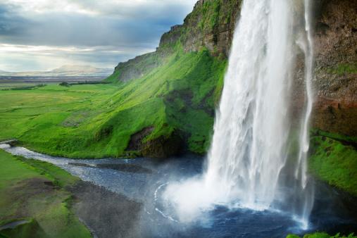 Waterfall「Waterfall」:スマホ壁紙(2)