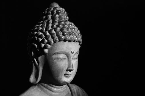 Buddha statue「ストーンの大仏」:スマホ壁紙(3)
