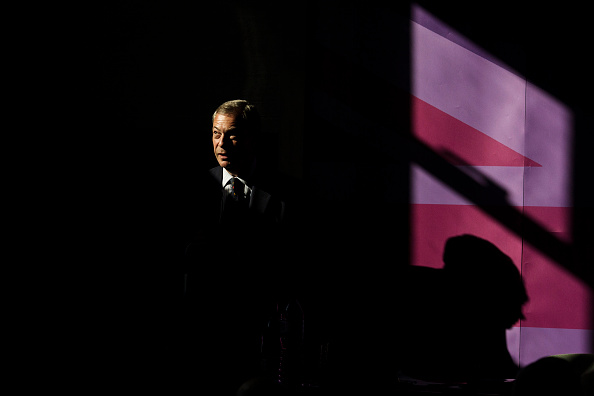 Politics and Government「UKIP Hold Public Meetings In Sandwich And Ramsgate」:写真・画像(13)[壁紙.com]