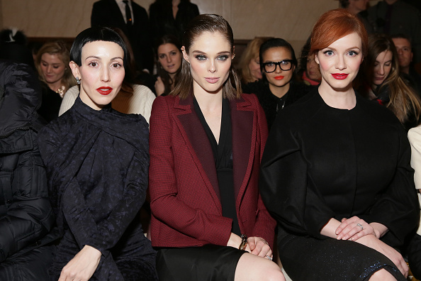 Chelsea Lauren「Zac Posen - Front Row - Mercedes-Benz Fashion Week Fall 2015」:写真・画像(2)[壁紙.com]