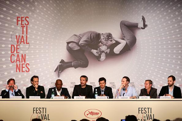 Vittorio Zunino Celotto「'Zulu' Press Conference - The 66th Annual Cannes Film Festival」:写真・画像(18)[壁紙.com]