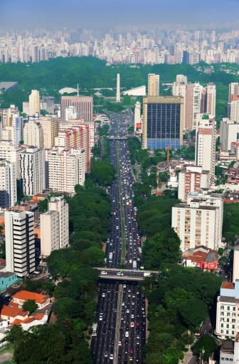 Avenue「Sao Paulo city」:スマホ壁紙(3)