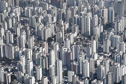 Skyscraper「Sao Paulo city」:スマホ壁紙(7)
