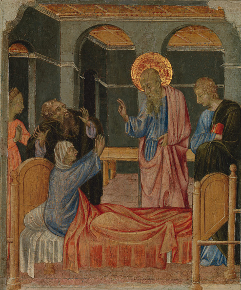 Preacher「Saint John The Evangelist Raises Drusiana」:写真・画像(11)[壁紙.com]