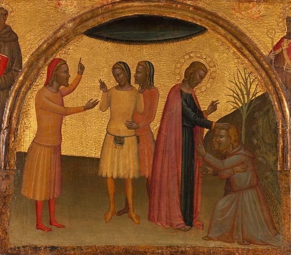 Circa 14th Century「Saint John The Evangelist With Acteus And Eugenius」:写真・画像(17)[壁紙.com]