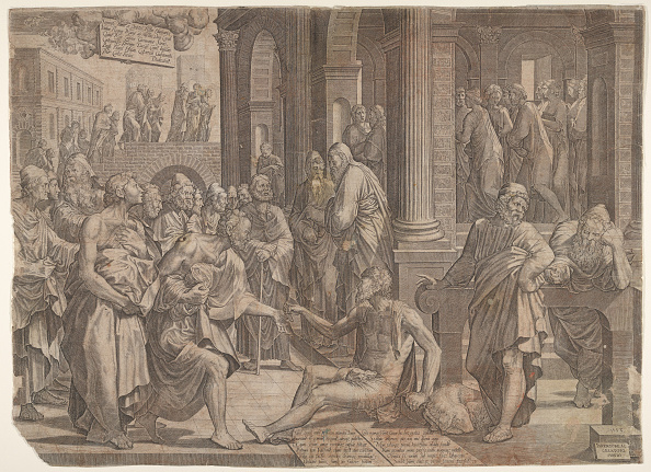 Preacher「Saint John And Saint Peter Healing The Cripple」:写真・画像(10)[壁紙.com]