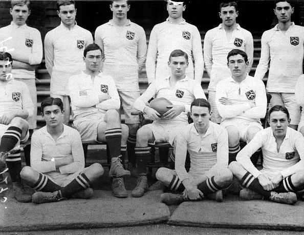 1900-1909「School Rugby Team」:写真・画像(7)[壁紙.com]
