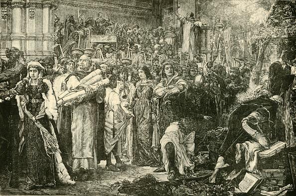 Preacher「The Florentines Renouncing The Vanities By Order Of Savonarola」:写真・画像(16)[壁紙.com]