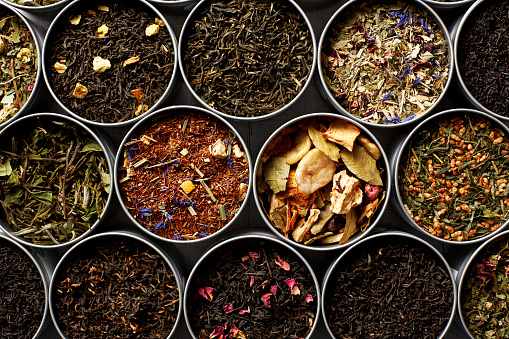 Choice「Tins of different sorts of tea」:スマホ壁紙(14)