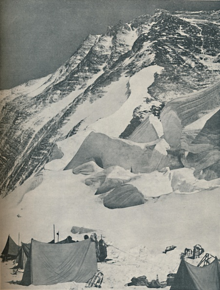 Snowcapped Mountain「Winning Towards The Goal: A Camp In The Snows Of Everest」:写真・画像(11)[壁紙.com]