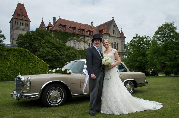 Bride「Wedding Of Count Anton Andreas von Faber-Castell & Kate Stahl」:写真・画像(3)[壁紙.com]