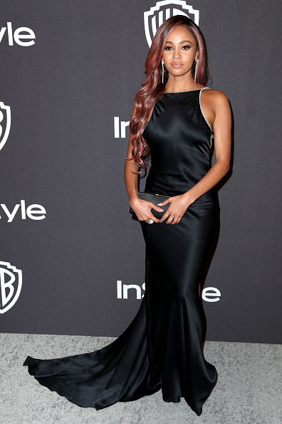 Clutch Bag「InStyle And Warner Bros. Golden Globes After Party 2019 - Arrivals」:写真・画像(14)[壁紙.com]