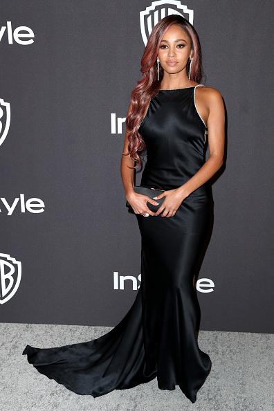 Clutch Bag「InStyle And Warner Bros. Golden Globes After Party 2019 - Arrivals」:写真・画像(13)[壁紙.com]
