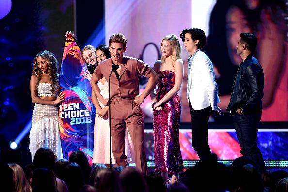 Fox Photos「FOX's Teen Choice Awards 2018 - Show」:写真・画像(7)[壁紙.com]
