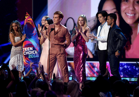 Fox Photos「FOX's Teen Choice Awards 2018 - Show」:写真・画像(3)[壁紙.com]