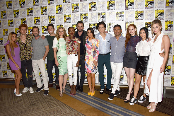 "Comic con「Comic-Con International 2018 - ""Riverdale"" Press Line」:写真・画像(19)[壁紙.com]"