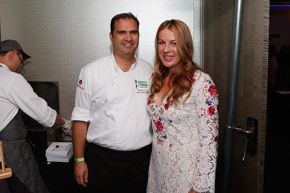 アナスタシア パブリュチェンコワ「Taste Of Tennis New York - Gala」:写真・画像(14)[壁紙.com]