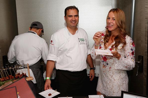アナスタシア パブリュチェンコワ「Taste Of Tennis New York - Gala」:写真・画像(15)[壁紙.com]